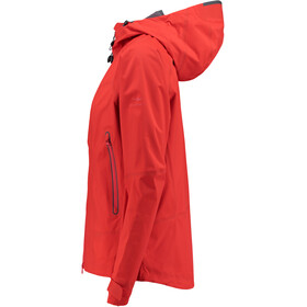 Kaikkialla W's Anselmi 3L Jacket Bright Red